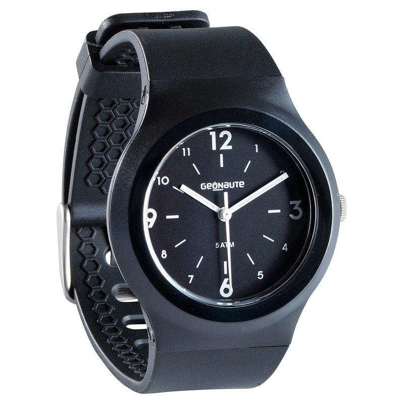 72a0e1297804 Reloj sport analógico A300 M SWIP negro - Decathlon