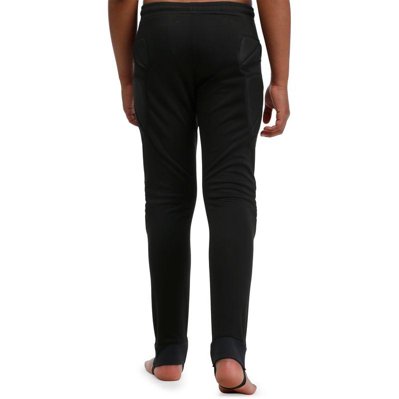 Pantalón de portero F300 adulto negro - Decathlon 1ccf6b4b14bd6
