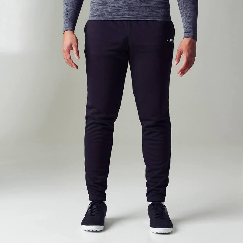 Pantalón de entrenamiento TP 100 adulto negro - Decathlon 21e2b3be1b5bd