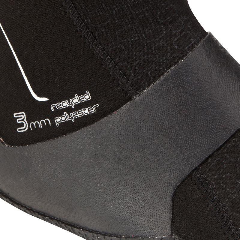 Zapatos acuáticos Surf Neopreno 3 mm - Decathlon a20c6c40f78