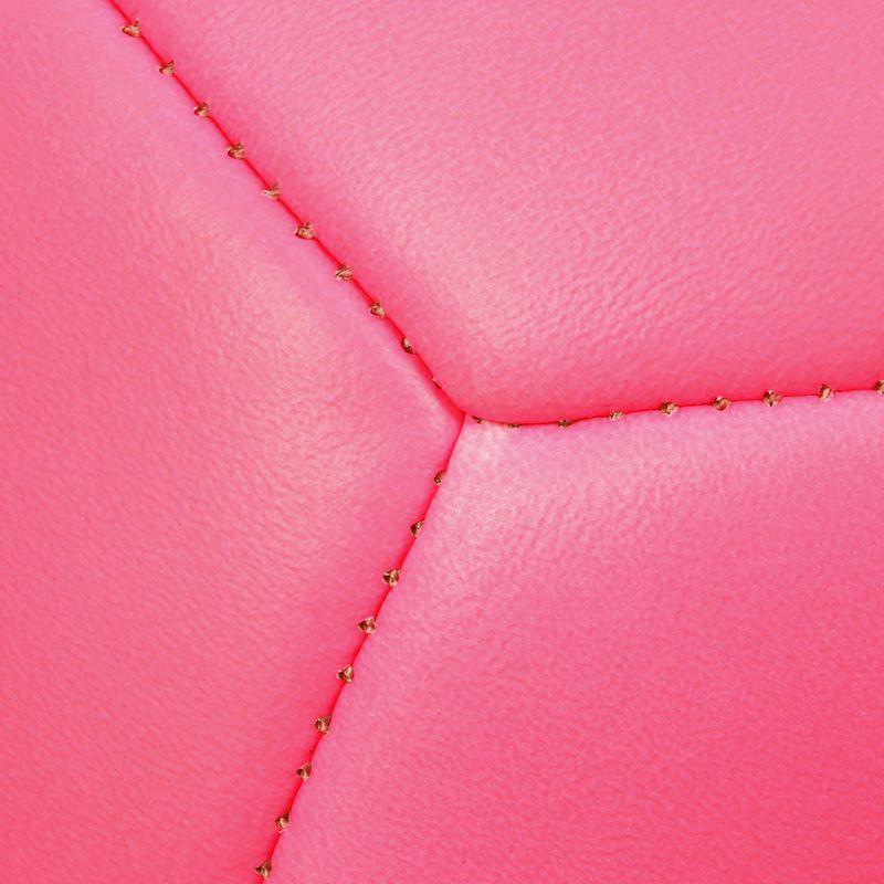 da24b77458cdc Balón de futbol Sunny 500 talla 5 rosa gris - Decathlon