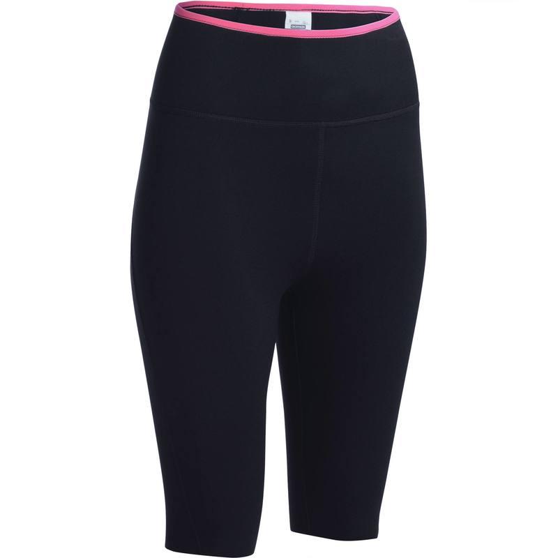Short De Cardio Mujer Negro Fitness Sudoración K3l1FTcJ