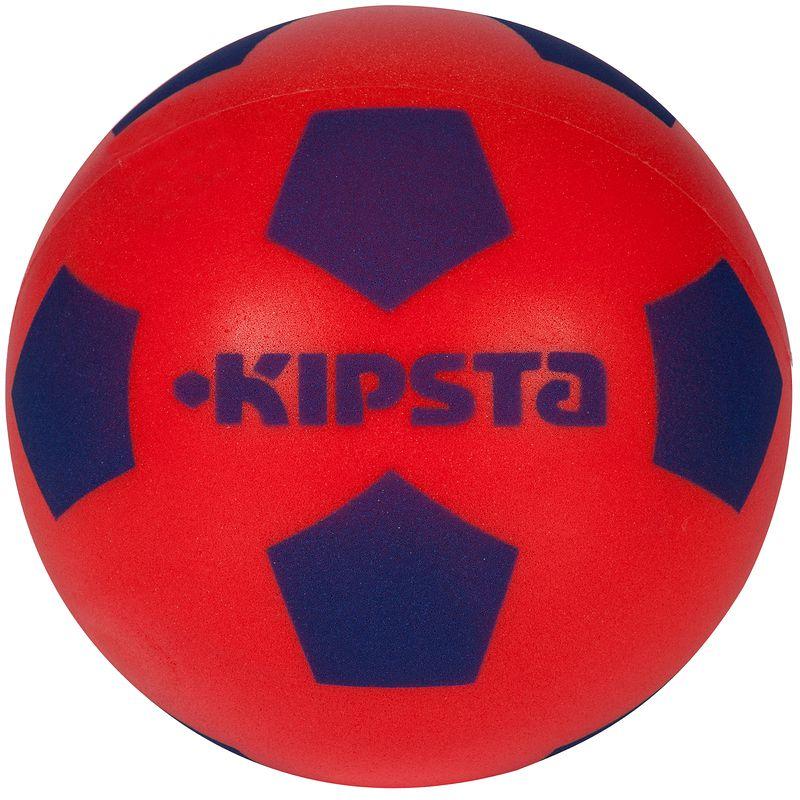 Balón de fútbol Foam 300 talla 4 rojo azul - Decathlon 0d3500d0516dd